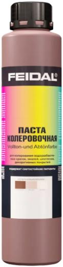 Feidal Novatic Vollton und Abtonfarbe паста колеровочная (750 мл) желтая