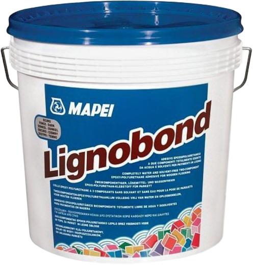Mapei Lignobond клей для паркета эпоксидно-полиуретановый (10 кг)