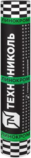 Технониколь ТКП Линокром материал гидроизоляционный кровельный (1*10 м) (4.6 кг/м2) серый