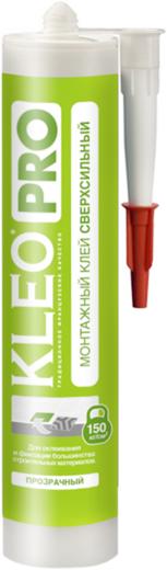 Kleo Pro монтажный клей сверхсильный (300 г)