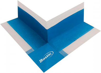Bostik Flexband 90 внешний угол