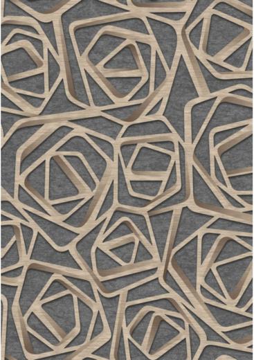Erismann Elegance 4537-6 обои виниловые на флизелиновой основе 4537-6
