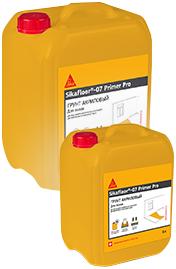 Sika Sikafloor-07 Primer Pro грунт акриловый для полов (10 л)