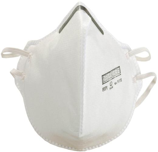 Полумаска фильтрующая противоаэрозольная многослойная Stayer Profi (FFP1)