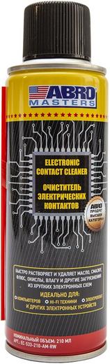 Abro Masters Electronic Contact Cleaner очиститель электрических контактов (210 мл)