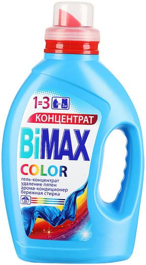 Bimax Color гель-концентрат для стирки белья (1.5 л)