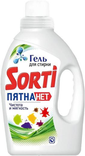 Sorti Пятна Нет гель для стирки (2 л)