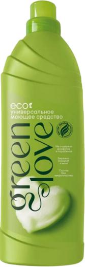 Green Love Универсал средство для мытья всех поверхностей (1 л)