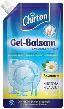 Чиртон Gel-Balsam Ромашка средство для мытья посуды (500 мл)