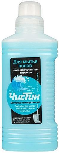 Чистин Морская Волна универсальное средство для мытья полов (1 л)