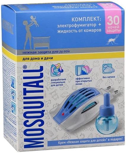 Москитол Защита для Детей 30 Ночей комплект от комаров (1 комплект)