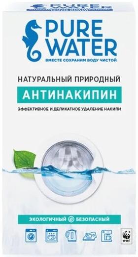 Pure Water антинакипин натуральный природный (500 г)