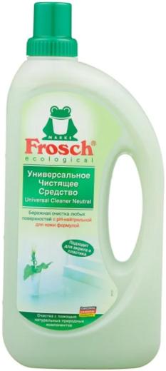 Frosch Universal Cleaner Neutral универсальное чистящее средство (1 л)