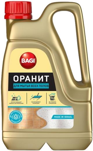 Bagi Оранит концентрированное средство для мытья полов (3 л)