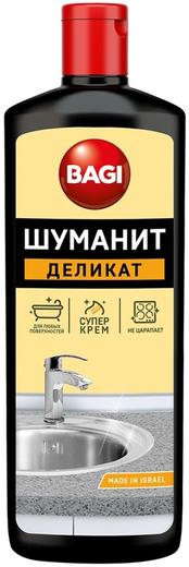 Bagi Шуманит Деликат крем для ежедневной уборки на кухне и в ванной (350 мл)