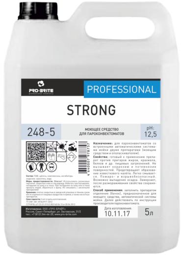 Pro-Brite Strong моющее средство для пароконвектоматов (5 л)