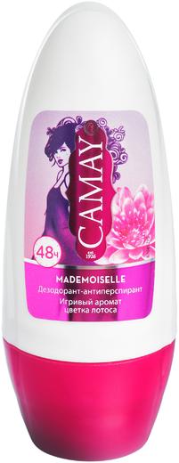 Camay France Mademoiselle дезодорант роликовый (50 мл)