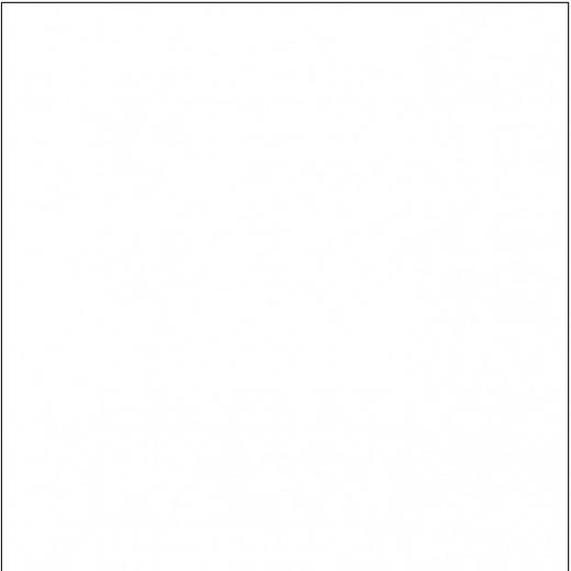 Unitile Pro Моноколор Моноколор Белый RAL 9016 PG 01 керамогранит напольный (600 мм*600 мм)