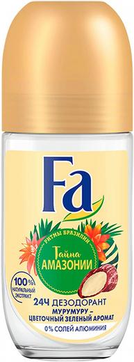 Fa Ритмы Бразилии Тайна Амазонии дезодорант роликовый (50 мл)