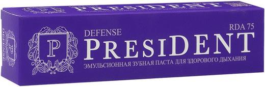 Президент Defense зубная паста эмульсионная (50 мл)