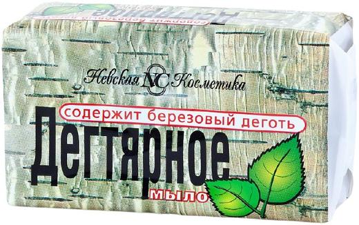 Невская Косметика Дегтярное мыло туалетное (140 г)