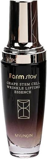 Farmstay Grape Stem Cell Wrinkle Lifting Essence сыворотка с фито-стволовыми клетками винограда (50 мл)