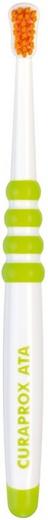 Curaprox ATA зубная щетка для подростков от 8 до 12 лет (1 щетка в блистере)