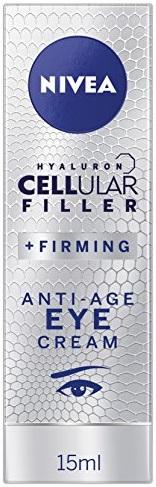 Нивея Hyaluron Cellular Filler+Firming с Экстрактом Магнолии крем для кожи вокруг глаз антивозрастной (15 мл)