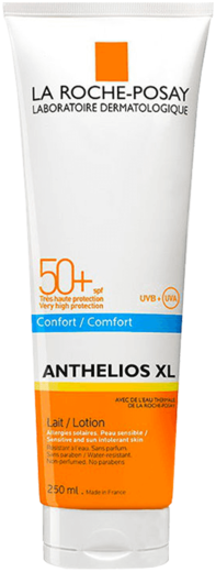 La Roche-Posay Anthelios SPF молочко солнцезащитное увлажняющее для лица и тела (250 мл) 30