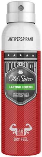Олд Спайс Odour Blocker Lasting Legend дезодорант-антиперспирант аэрозольный (150 мл)