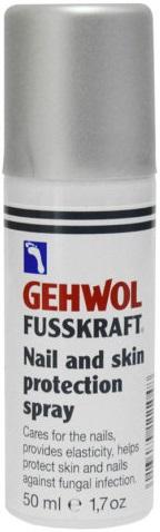 Gehwol Fusskraft Fusskraft Nail and Skin Protection Spray защитный спрей для ногтей и кожи (50 мл)