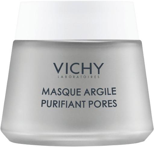 Vichy Masque Argile Purifiant Pores маска для лица с глиной очищающая поры (12 мл)