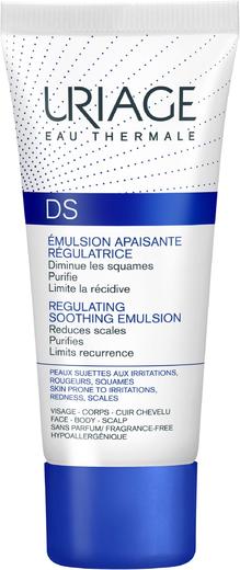 Урьяж DS Emulsion Soothing Regulating эмульсия для лица регулирующая успокаивающая (40 мл)
