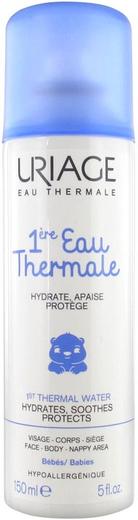 Урьяж Bebe 1ere Eau Thermale первая термальная вода для очищения кожи детей и младенцев (150 мл)