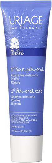 Урьяж Bebe 1ere Soin Peri-Oral крем первый восстанавливающий для ухода за кожей вокруг рта (30 мл)