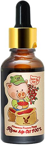 Elizavecca Farmer Piggy Rosehip Oil 100% масло шиповника натуральное для лица, тела и волос (30 мл)