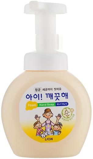 Lion Ai-Kekute Foam Hand Soap Sensitive мыло антибактериальное для чувствительной кожи рук (250 мл)