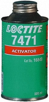 Локтайт 7471 активатор для анаэробных продуктов (500 мл)