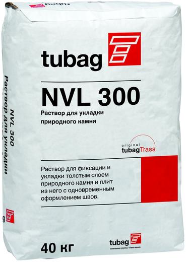 Quick-Mix NVL 300 раствор для укладки природного камня (40 кг) серый
