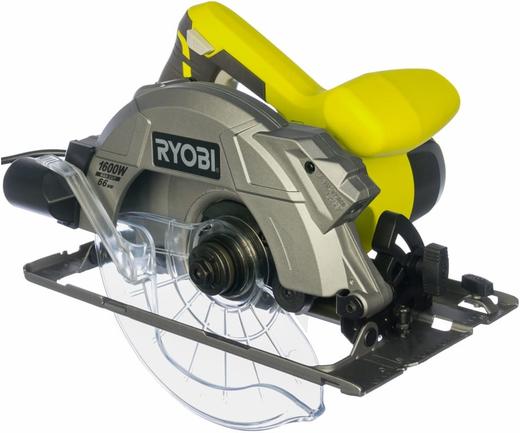 Ryobi RCS1600-PG пила дисковая (1600 Вт 190 мм)