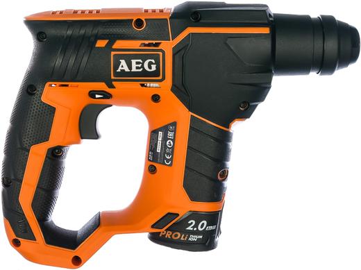 AEG BBH 12 LI-202C перфоратор аккумуляторный