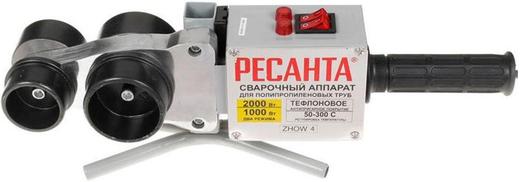 Ресанта АСПТ-2000 сварочный аппарат для полипропиленовых труб