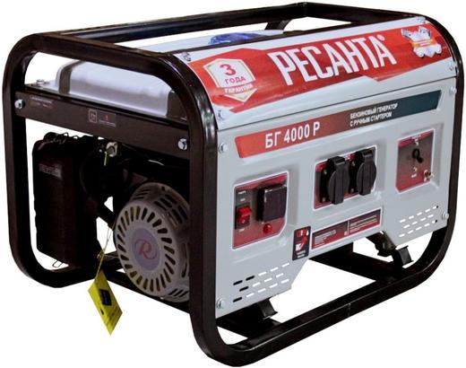 Ресанта БГ 4000 Р электрогенератор