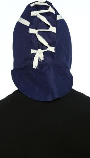 Союзспецодежда подшлемник (темно-синий/белый)