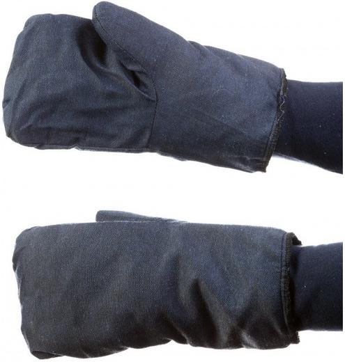Рукавицы на искусственном меху Союзспецодежда (диагональ, искусственный мех)