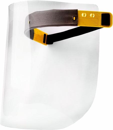 Щиток лицевой защитный Росомз Пионер (330 * 220 мм)