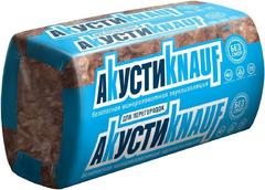 Кнауф Инсулейшн АкустиKnauf минераловатная звукоизоляция