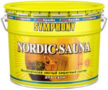 Финкраска Симфония Nordic-Sauna экологически чистый защитный состав для саун и бань