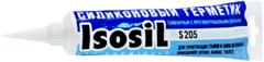 Iso Chemicals Isosil S205 Санитарный силиконовый герметик