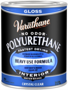 Rust-Oleum Varathane Polyurethane Interior Crystal Clear лак водный для внутренних работ